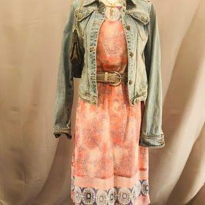Lucky Brand Midi Dress